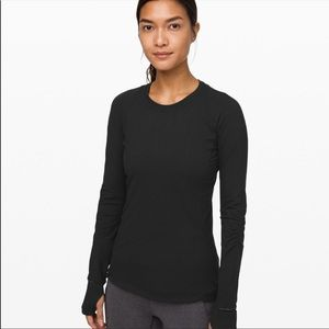 Lululemon: Runderful long sleeve